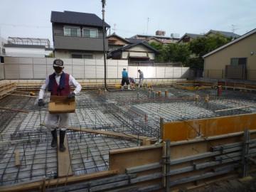 アイアイハウス 工事画像 (2)