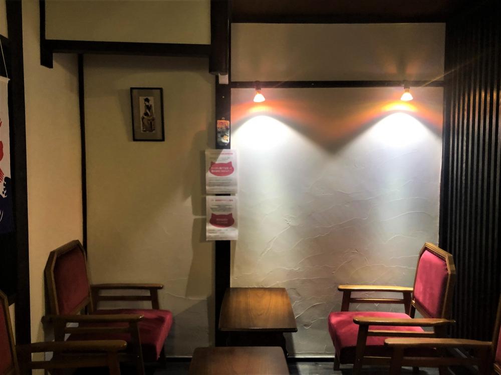 4カフェスペース インテリア